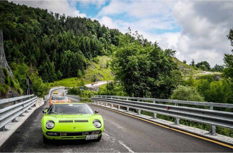 50th Lamborghini Miura Anniversary Tour 79