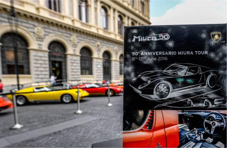 50th Lamborghini Miura Anniversary Tour 83