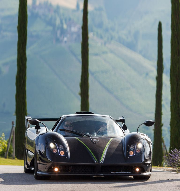 Pagani Vanishing Point 85