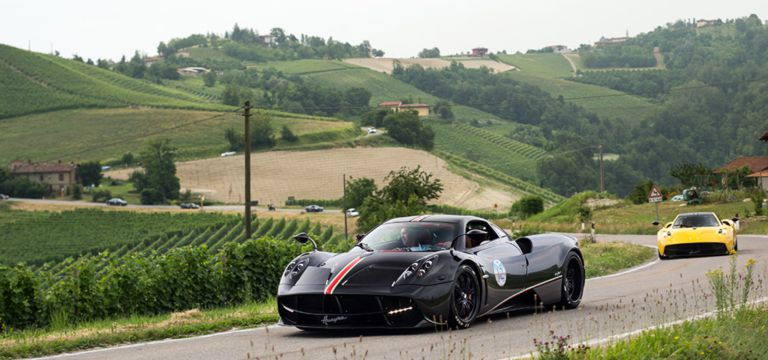 Pagani Vanishing Point 86