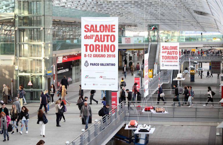Preview Salone dell'Auto Hub Porta Susa Torino 11