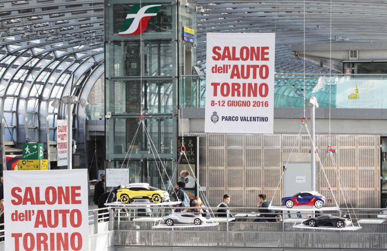 Preview Salone dell'Auto Hub Porta Susa Torino 13