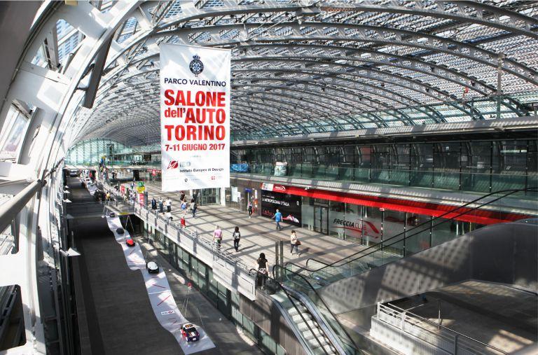 Preview Salone dell'Auto Hub Porta Susa Torino 15