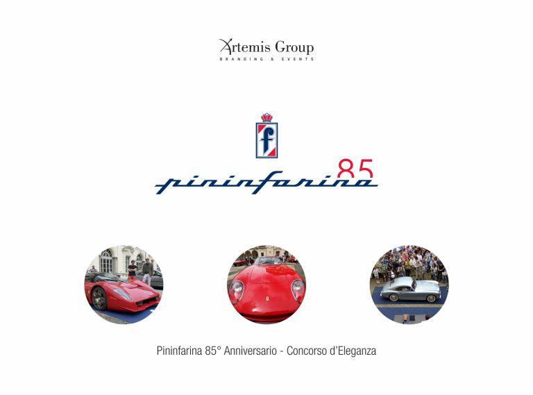 85° concorso d'eleganza Pininfarina 16